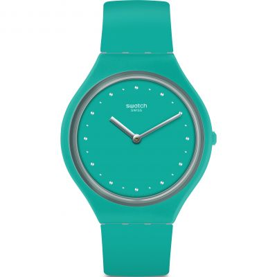Swatch Skin Skinautique Dameshorloge Blauw SVOL100