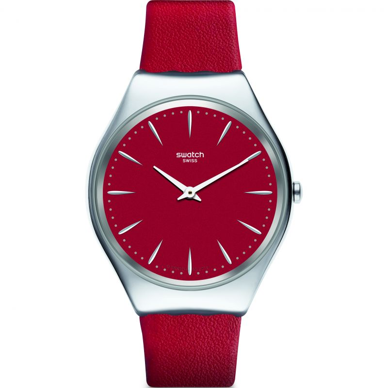 Ladies Swatch Skin Irony Skinrossa Watch