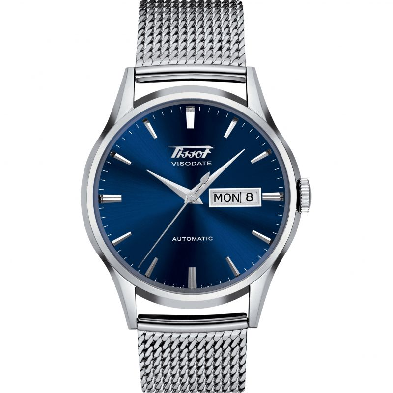 Gents Tissot Visodate Automatic Watch T0194301104100