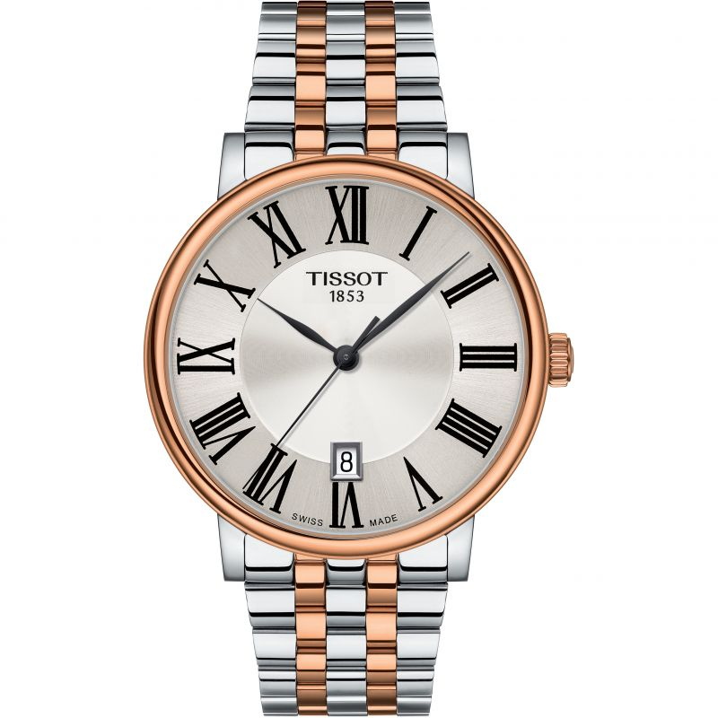 Mens Tissot Watch T1224102203300