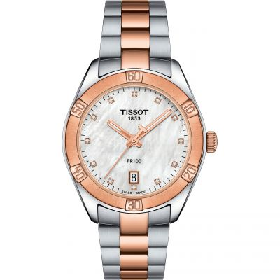 Ladies Tissot Watch T1019102211600