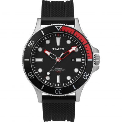 Timex Expedition Allied Coastline Herenhorloge Zwart TW2T30000