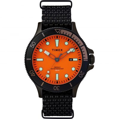 Timex Expedition Allied Coastline Herrklocka Svart TW2T30200