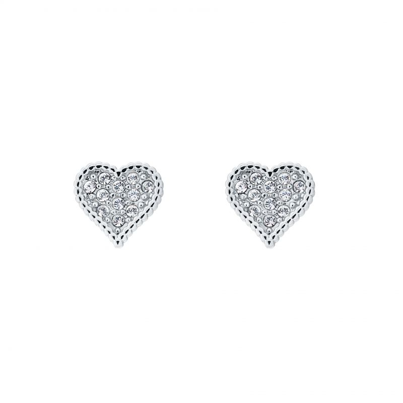 Hanila Hidden Heart Stud Earrings TBJ2177-01-02