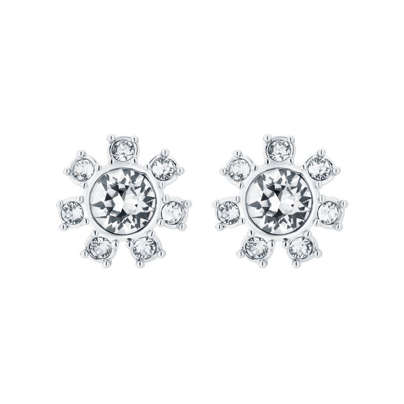 Cesha Daisy Clockwork Stud Earrings TBJ2091-01-02