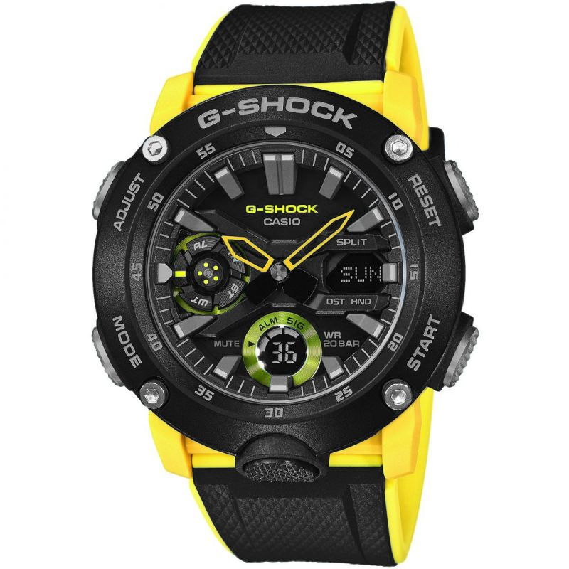 Casio G-Shock Watch GA-2000-1A9ER