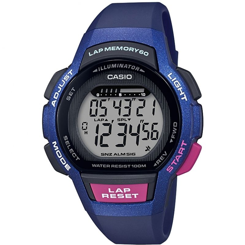 Casio Watch LWS-1000H-2AVEF