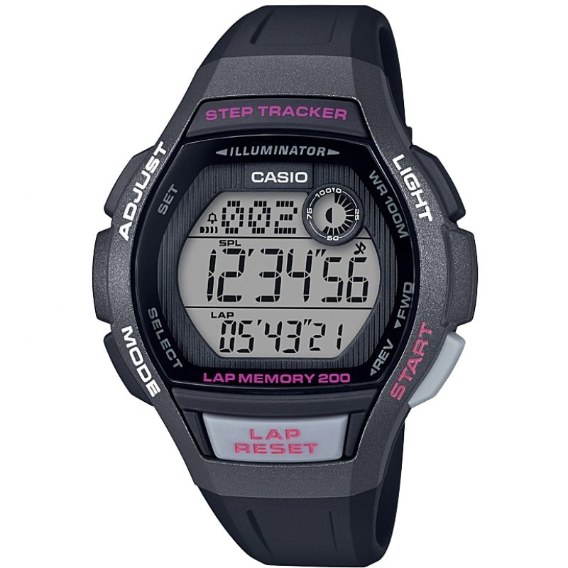 Casio Watch LWS-2000H-1AVEF for £39.9