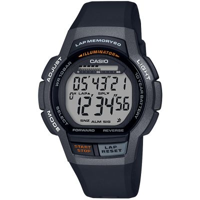 Casio Youth Unisex horloge WS-1000H-1AVEF