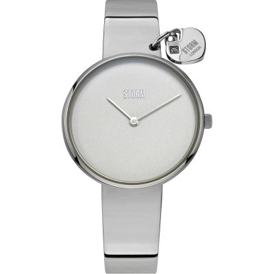 Storm Alina Silver Watch 47435/S