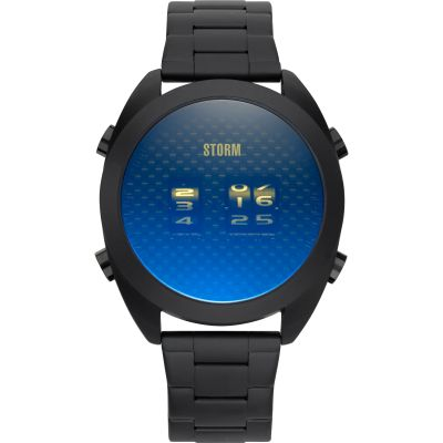 Storm Kombi Metal Lazer Blue Watch 47442/LB
