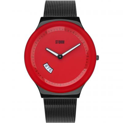 Storm Sotec Slate Red Watch 47075/SL/R