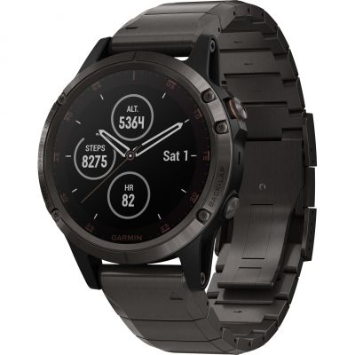 Uhren Garmin fenix 5 Plus 010-01988-03