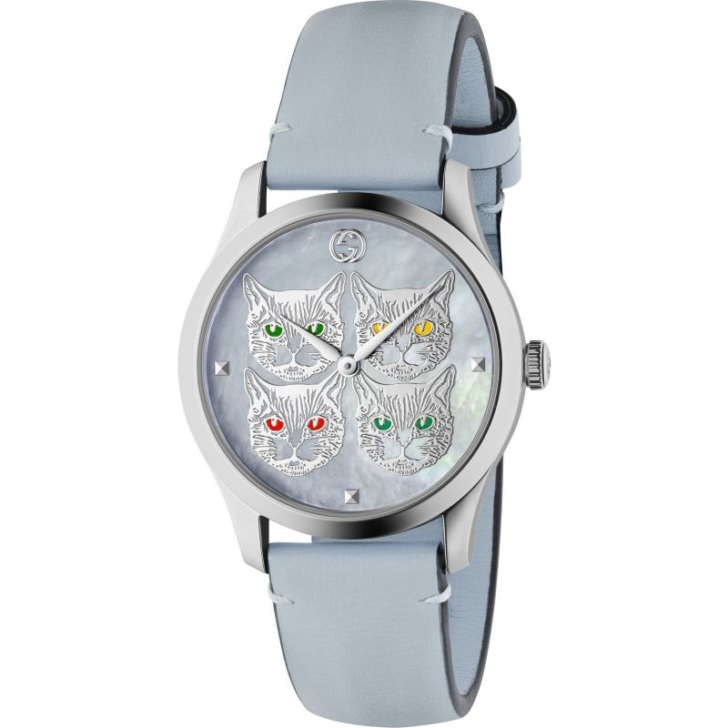 Gucci G-Timeless Contemporary Watch YA1264124