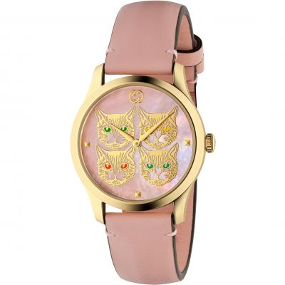 Gucci G-Timeless Contemporary klocka YA1264132