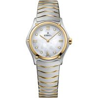 Ladies Ebel Sport Classic Watch 1216388A
