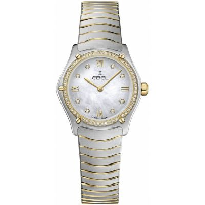 Ladies Ebel Sport Classic Watch 1216412A