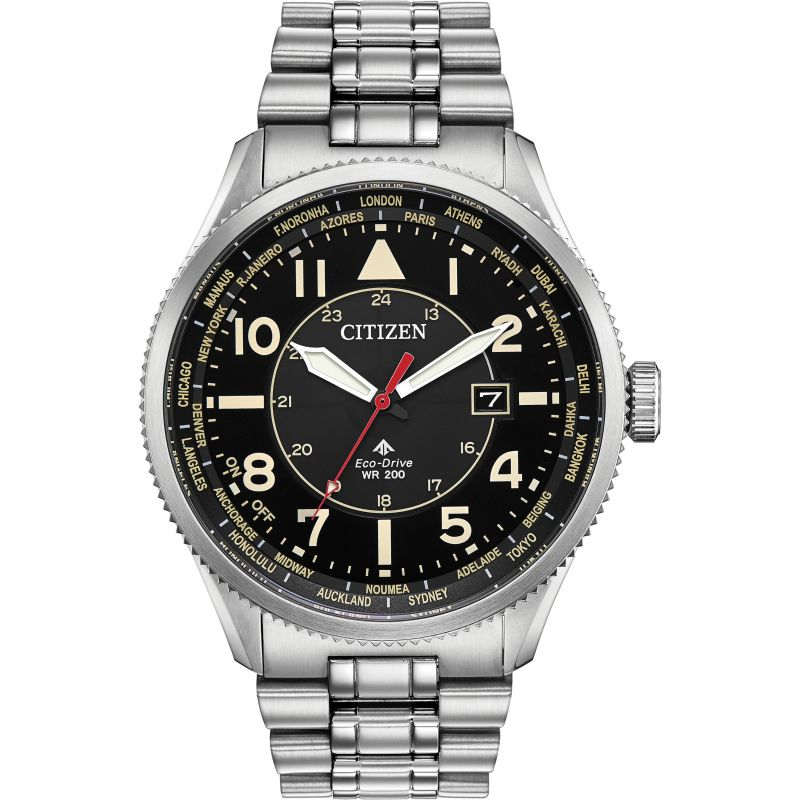 Citizen Promaster Nighthawk Watch BX1010-53E