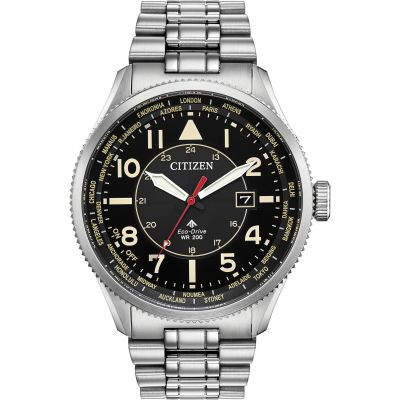 Montre Citizen Promaster Nighthawk BX1010-53E