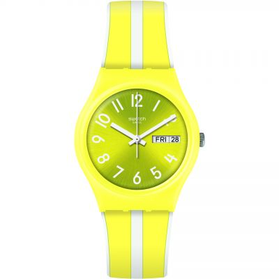 Swatch Lemoncello horloge GJ702