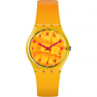 Montre Swatch Coeur De Mangue GO119