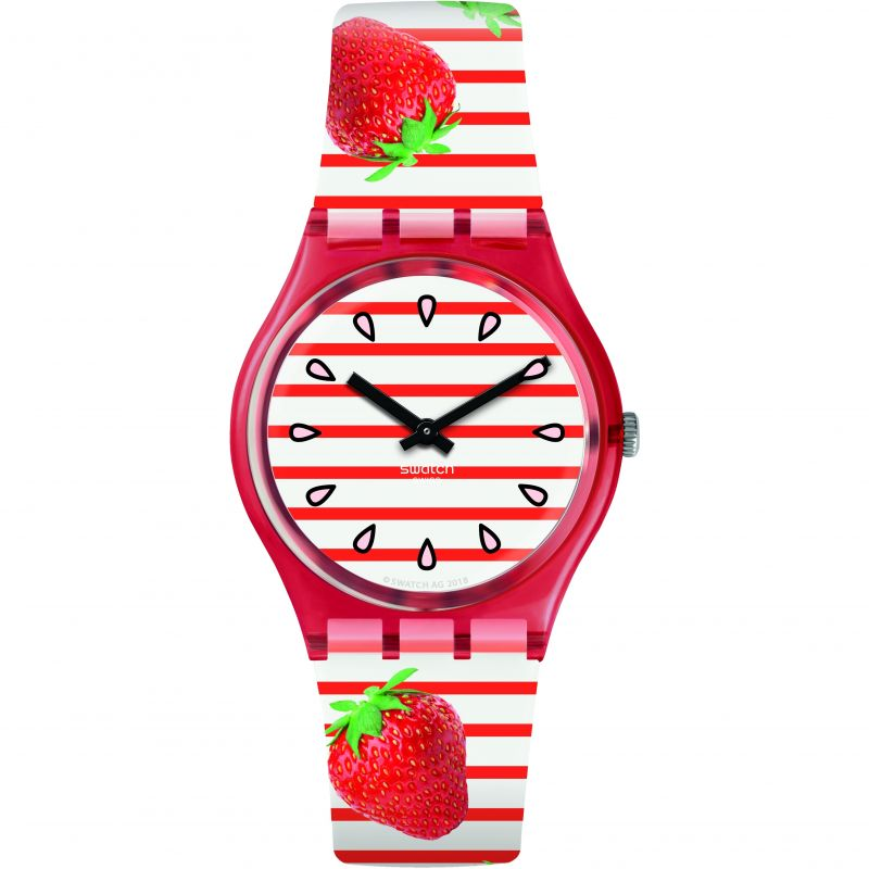 Swatch Toile Fraisee Watch GR177