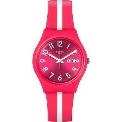 Swatch Original Gent Sanguinello Unisexuhr GR709