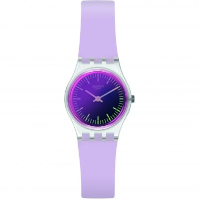 Swatch Ultraviolet Watch LK390