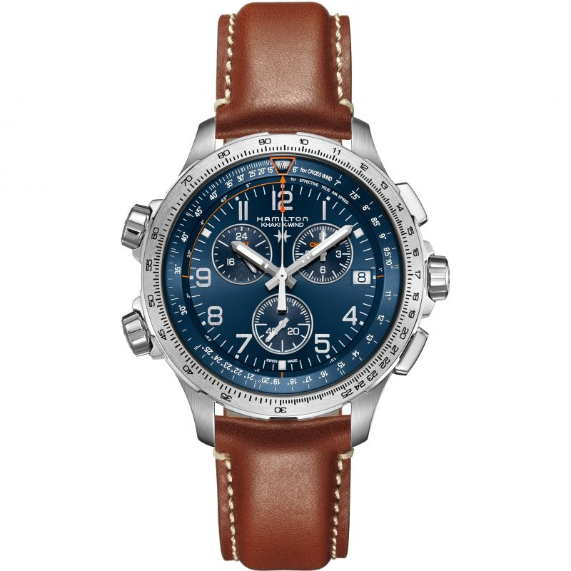 Hamilton Khaki X-Wind Watch H77922541
