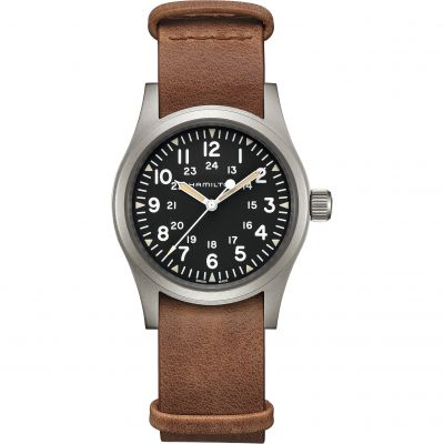 e5ec054ff7a6 Hamilton Khaki Field Mechanical Watch H69439531