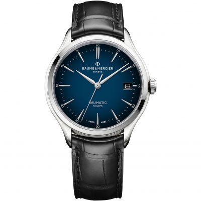 Baume & Mercier Clifton Baumatic Watch M0A10467