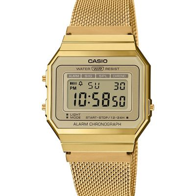 Casio Collection Collection Unisexuhr A700WEMG-9AEF