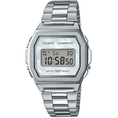 Casio Collection Unisexklocka A1000D-7EF