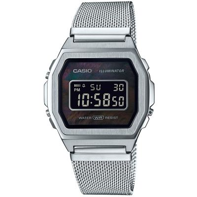 Casio Collection Unisexklocka A1000M-1BEF
