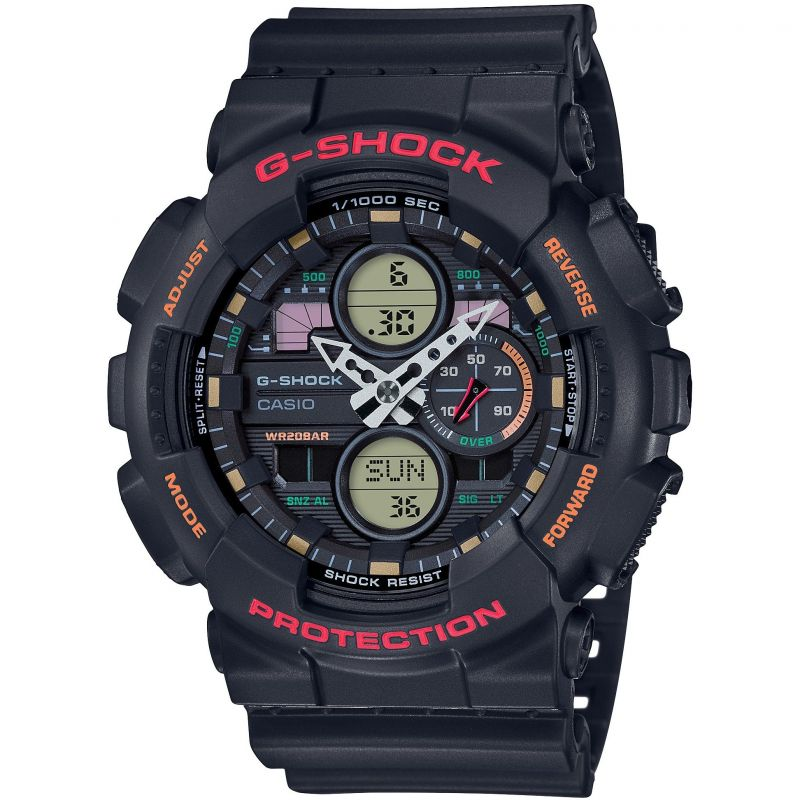 Casio G-Shock Watch GA-140-1A4ER
