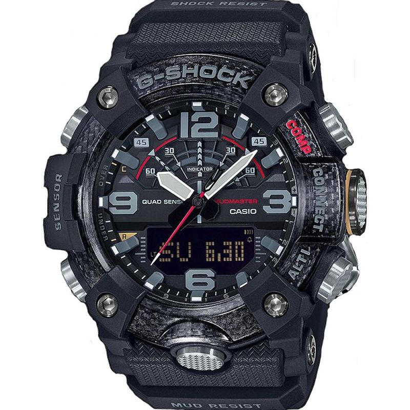 Casio G-Shock Mudmaster Watch GG-B100-1AER