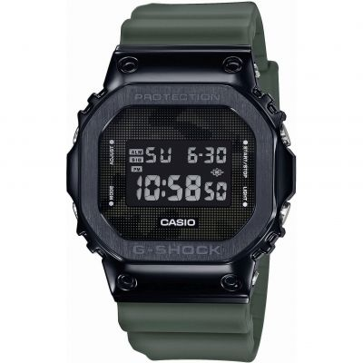 Casio G-Shock Metal Bezel Watch GM-5600B-3ER