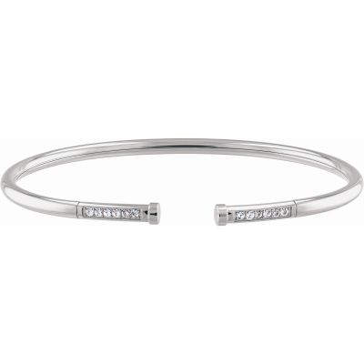 Joyería Tommy Hilfiger Jewellery Memory Steel Bangle 2780250
