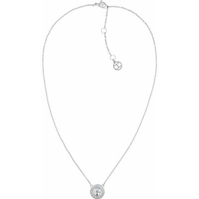 Joyería Tommy Hilfiger Jewellery Crystal Stud Necklace 2780284