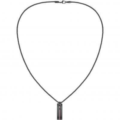 Tommy Hilfiger Hanging Bar Necklace Rostfritt stål 2790188