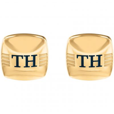 Bijoux Tommy Hilfiger Rounded Square Cufflinks 2790189
