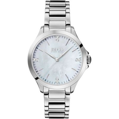Hugo Boss Diamonds for her Damenuhr 1502522