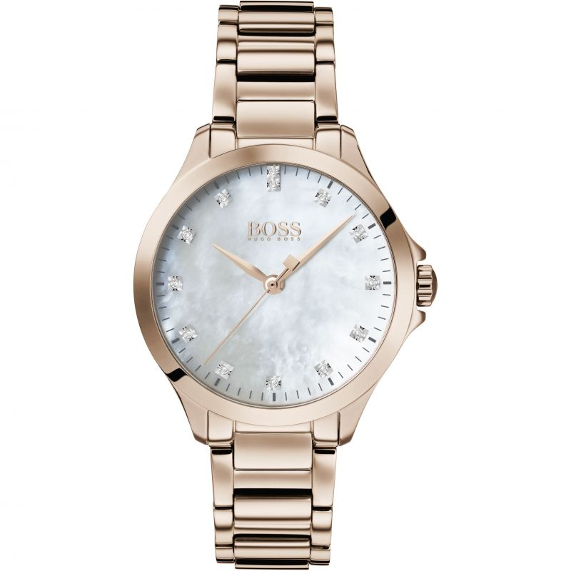 Ladies Hugo Boss Diamonds for her Watch 1502523