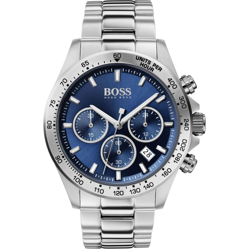 Mens Hugo Boss Hero Sport Lux Watch 1513755