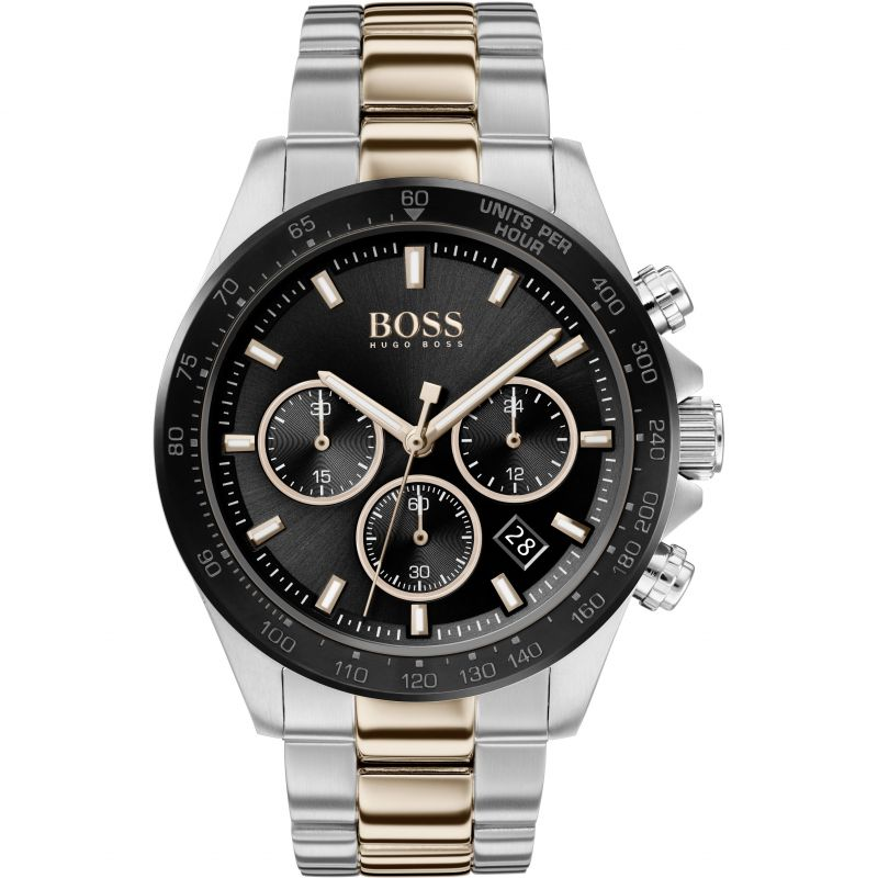 Mens Hugo Boss Hero Sport Lux Watch 1513757
