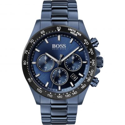 Hugo Boss Hero Sport Lux Herrenuhr 1513758