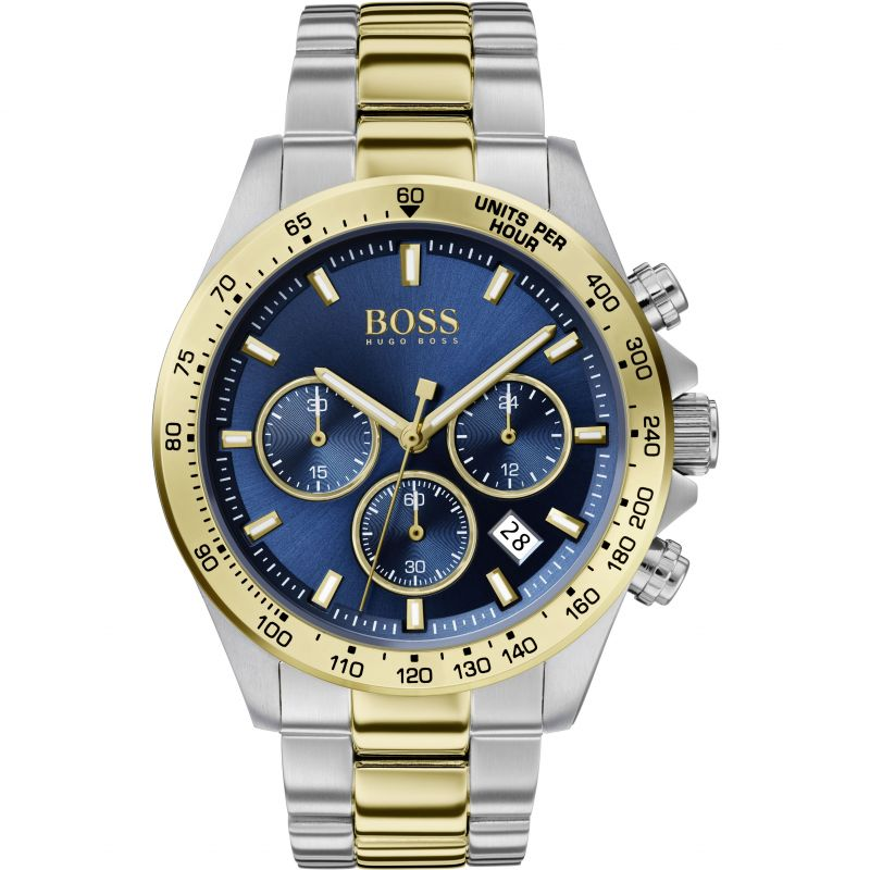Mens Hugo Boss Hero Sport Lux Watch 1513767