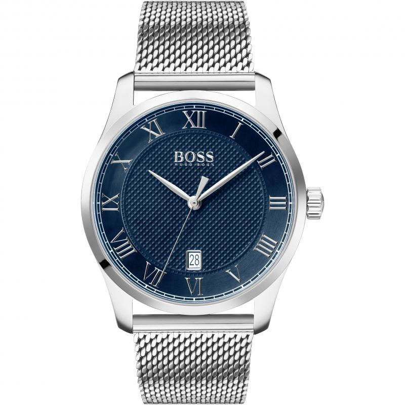 Mens Hugo Boss Master Watch 1513737