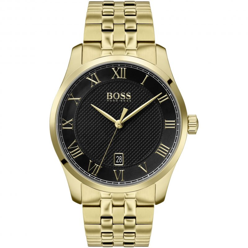 Mens Hugo Boss Master Watch 1513739