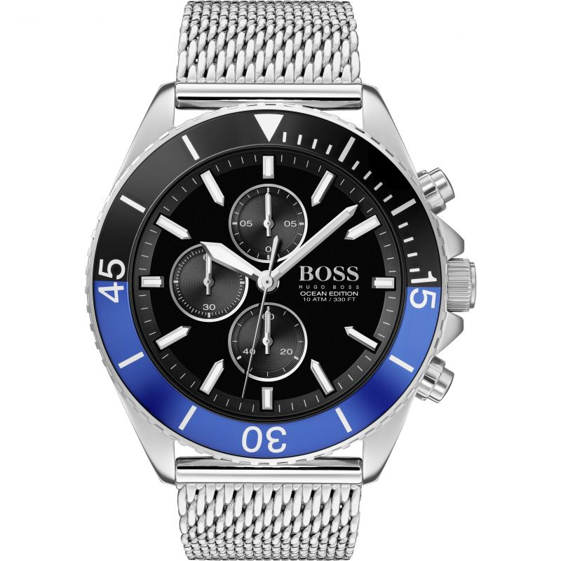Mens Hugo Boss Ocean Edition Watch